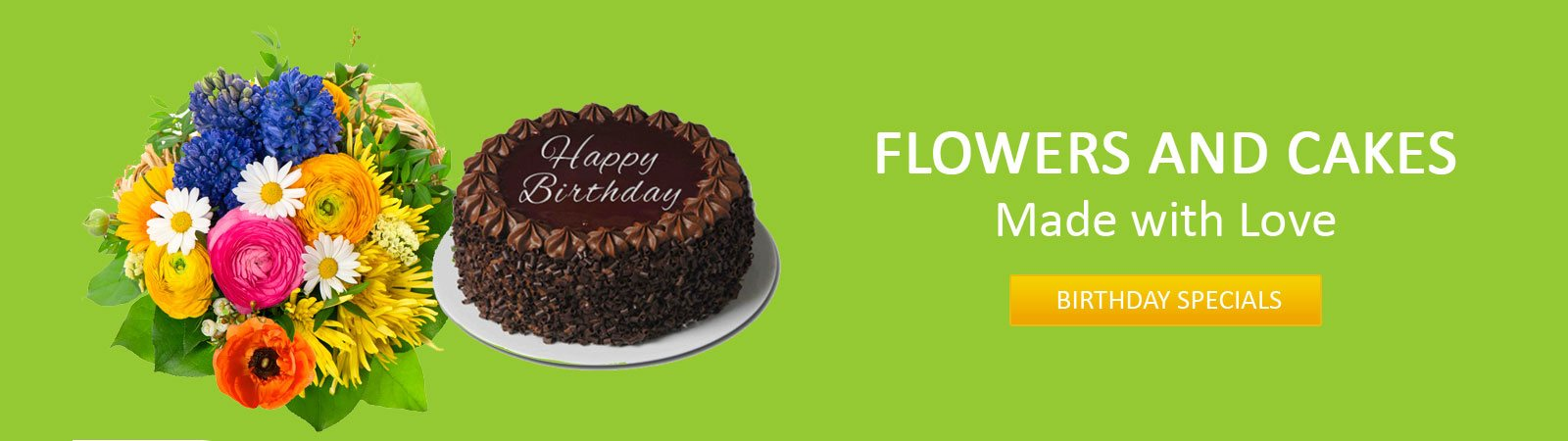 Send Flowers and Cake Online Delivery