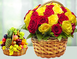 Flowers with Fruits
