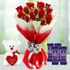 V-Day -Love Hampers