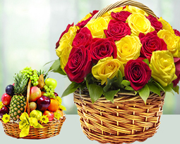 Mothers Day Flowers N Fruits
