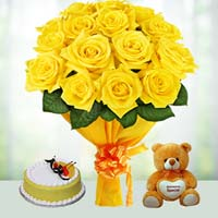 online birthday cake and flower delivery in agra