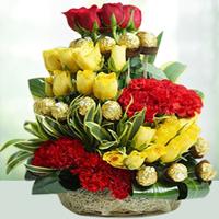 order flowers online agra