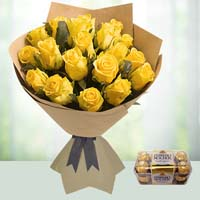 chocolate bouquet delivery in ahmedabad