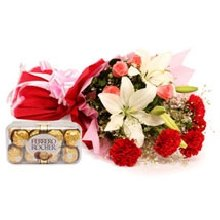 send bouquet to chennai