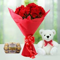 Send Flowers To Hyderabad Delivery
