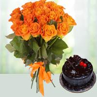 online flower cake delivery jaipur