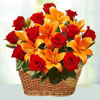 midnight bouquet delivery in vadodara