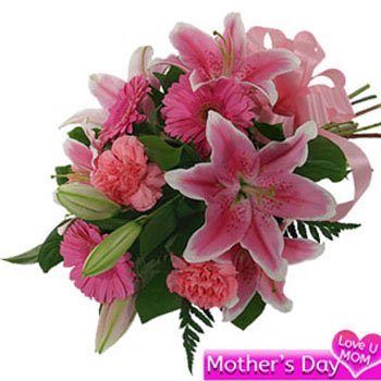 Mothers Day Pure Pink