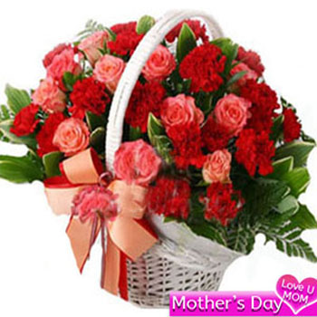 Mothers Day Love Basket