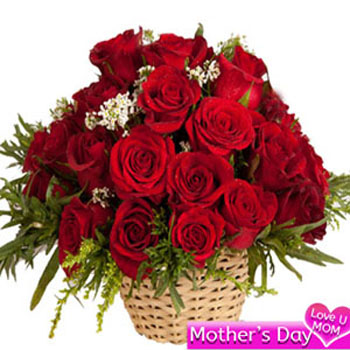 Mothers Day Radiant Red