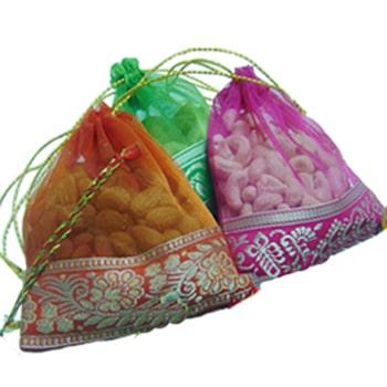 Janmashtami-Dryfruit Potli Hamper