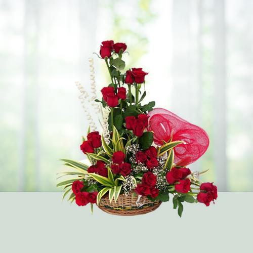 2 Feet Rose Arrangement