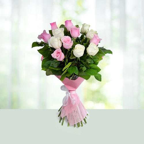 Flowers Bouquet- Kind Heart