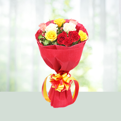Flowers Magic of Roses Bouquet