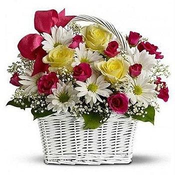 Mix Flowers Arrangement