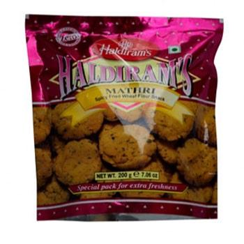 Haldiram Mathri Pack 200 gms