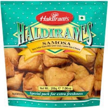 Haldiram Samosa Pack 200 gms