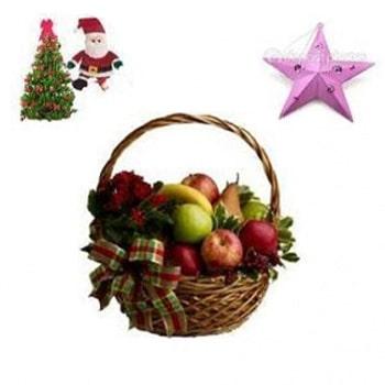 Christmas Gift-3 kg Seasonal Fruits Basket