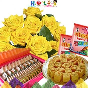 Holi Special Sweets Hamper