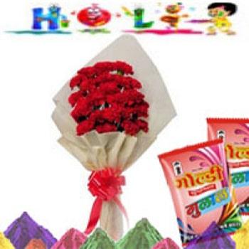 Elegant Holi Wish