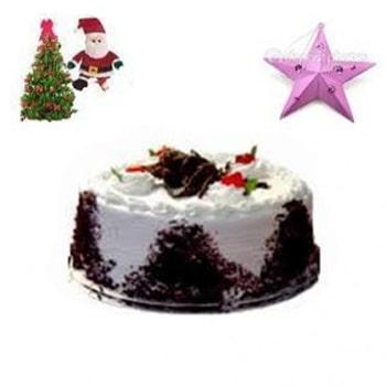 Christmas Gift-Blackforest Cake Online