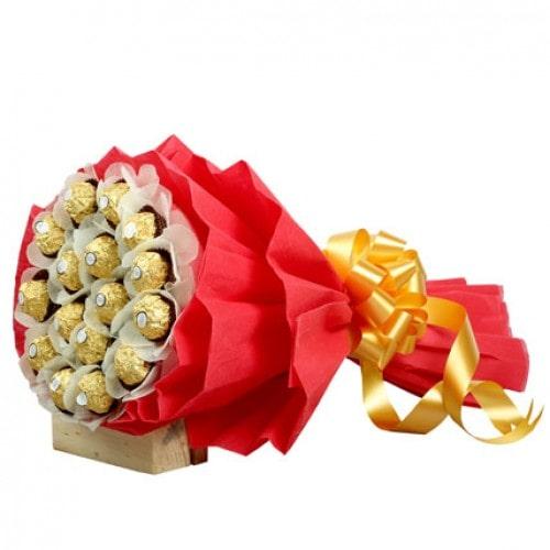 Special Ferrero Rocher Bouquet