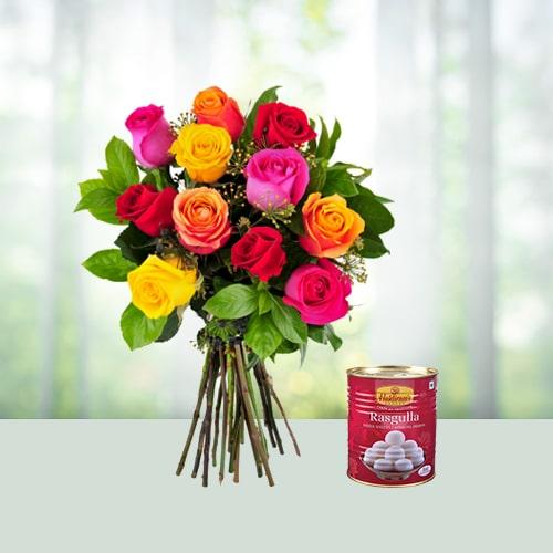 Roses N Rasgulla