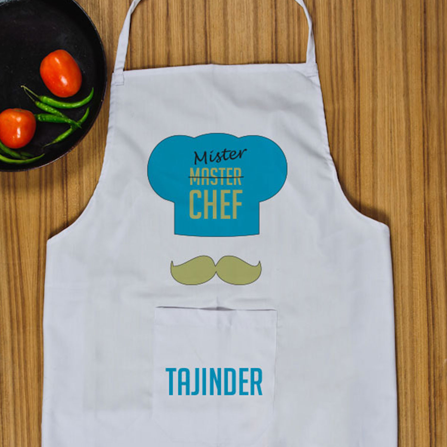 Mister Chef PersonalizedApron