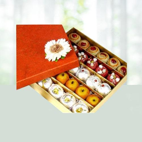 Assorted Kaju Sweets