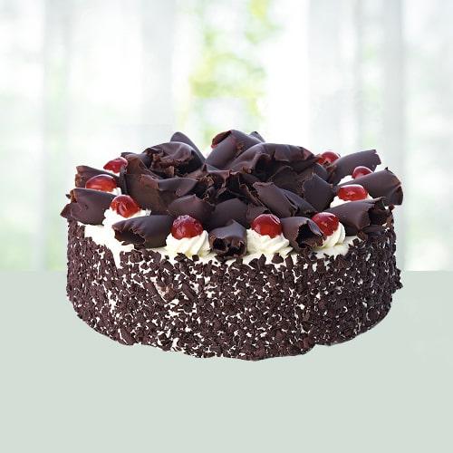 2 Kg Blackforest Cake