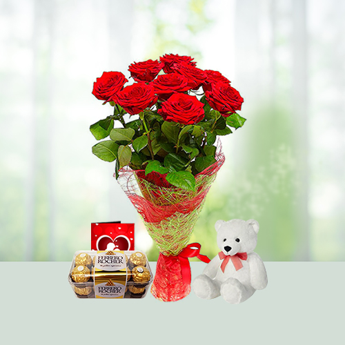 V Day - Sweet N Soft Touch