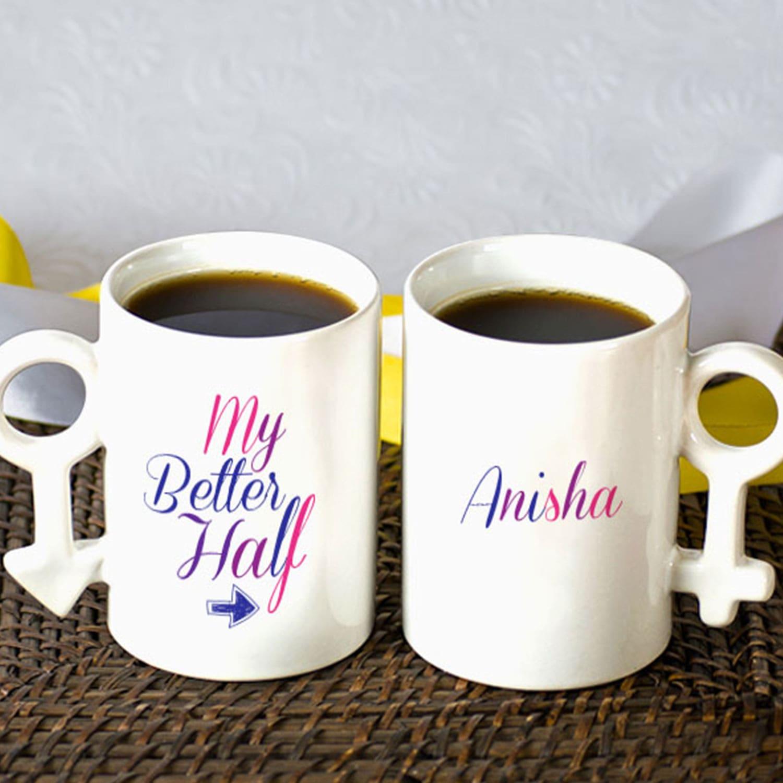 Better Half Couple Mug