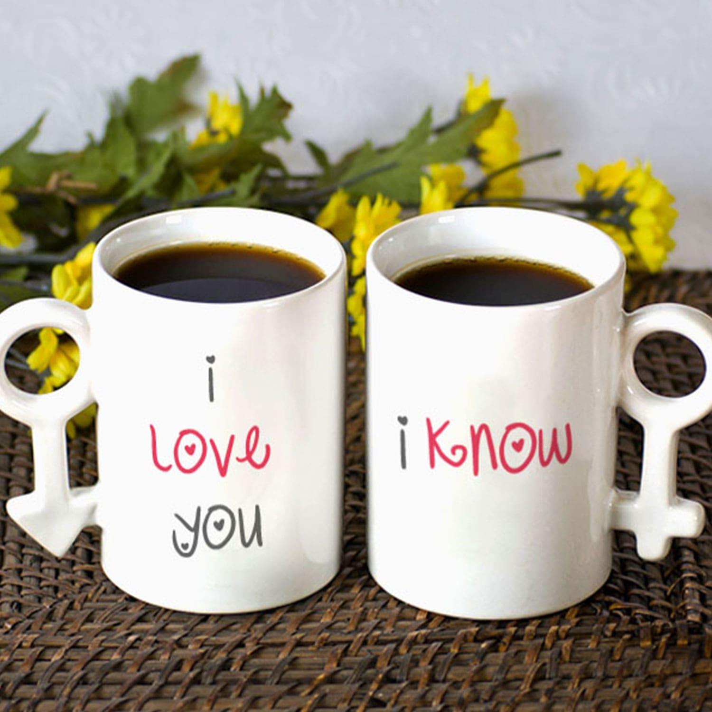 I love You Couple Mug