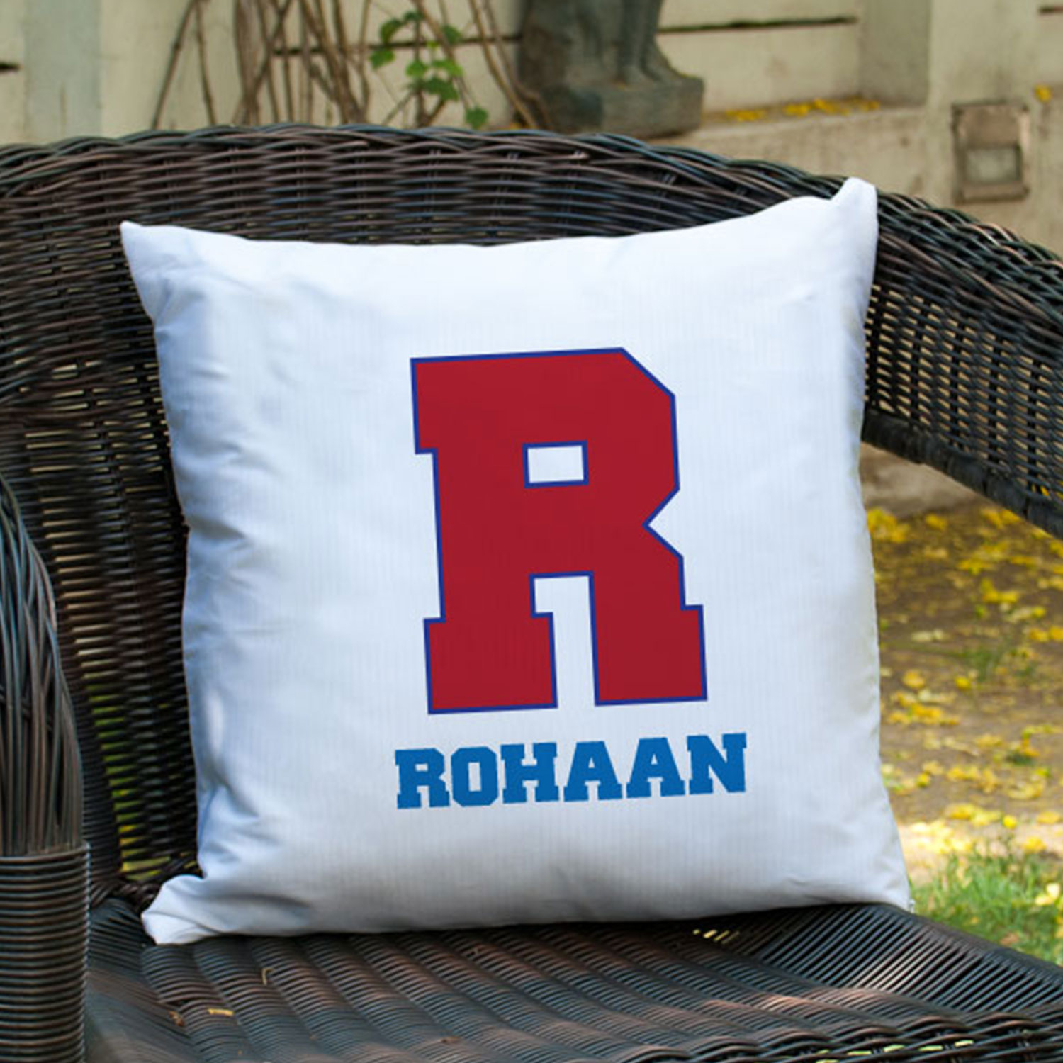 Handsome Cool Personalized Cushion