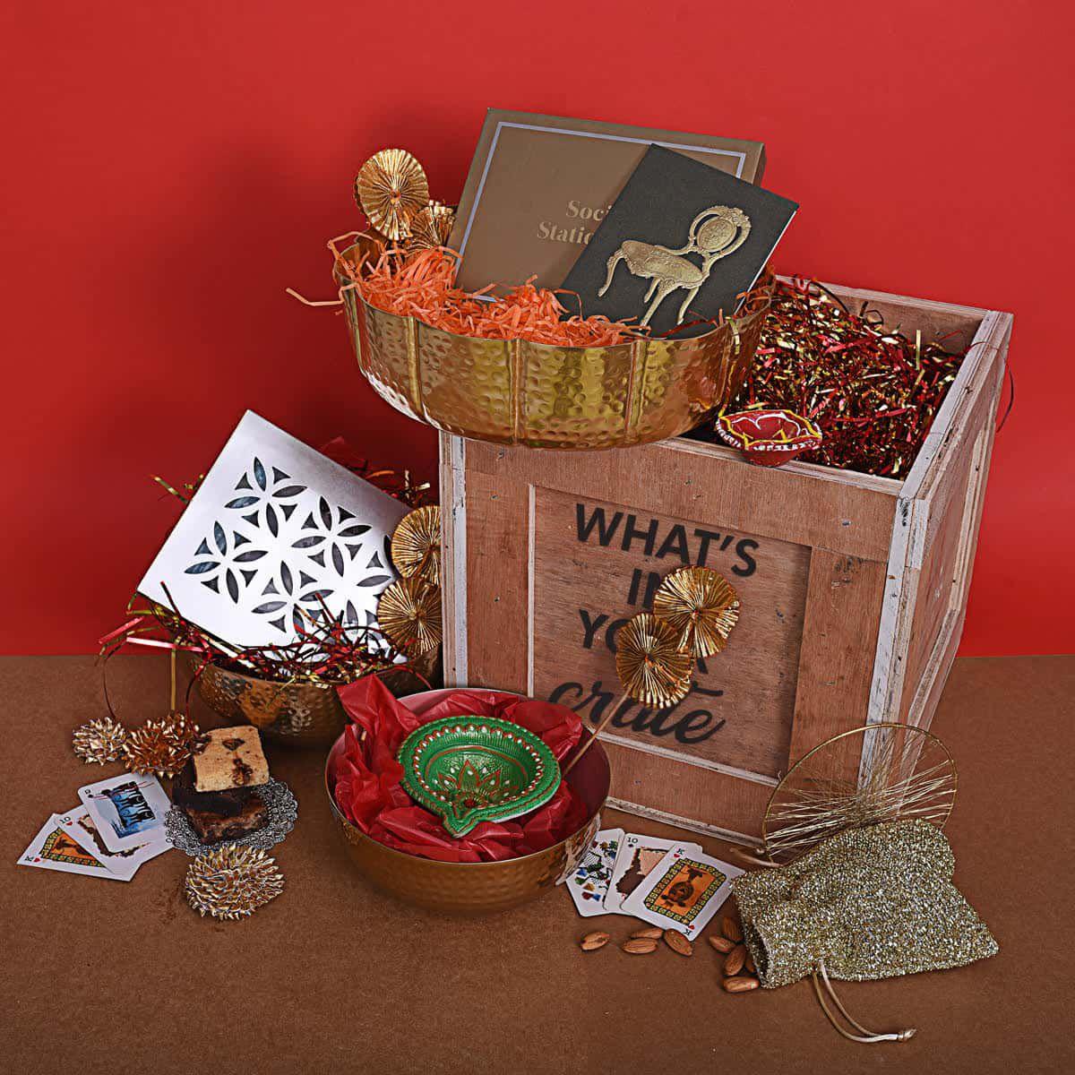 Diwali Gift- Diwali Crate
