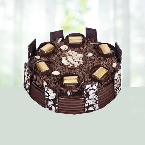 Dutch Chocolate cake