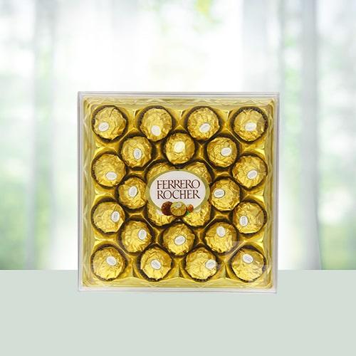 Ferrero Rocher 24 Pcs Chocolate Truffles
