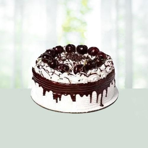 2.2 Lb Black forest cake