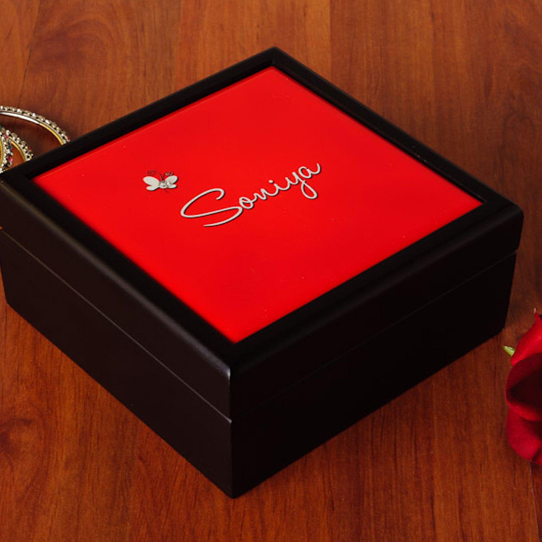 Preety PersonalizedJewelry Box