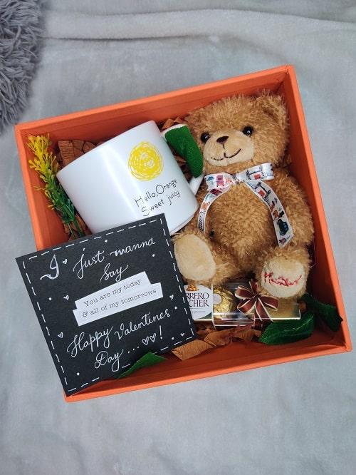 Love Gift-Hello Orange!