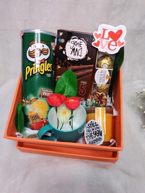 Love Gift-Love Food