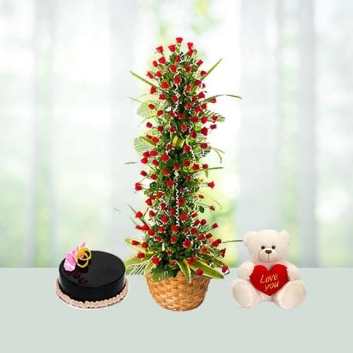 Luxurious Combo Valentine