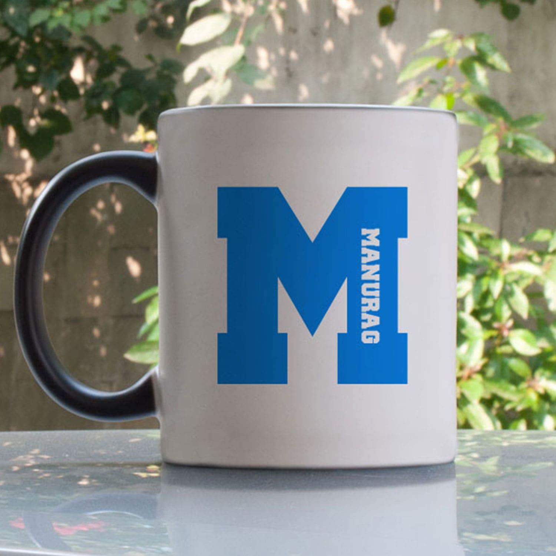 Mr Perfect Personalized Magic Mug
