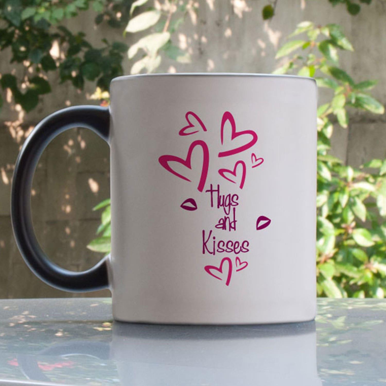Hugs N Kisses Magic Mug