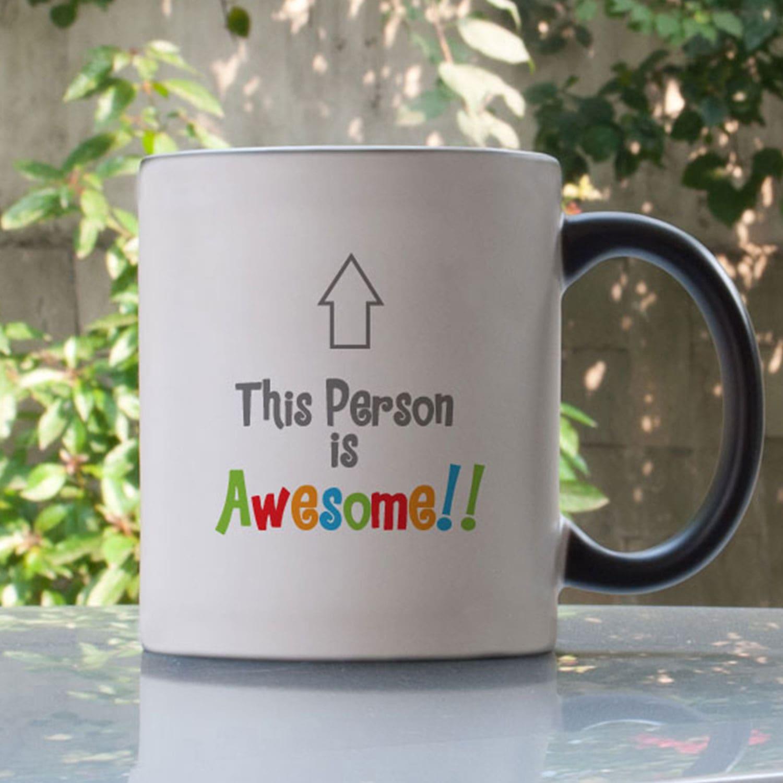 Awesome person Magic Mug
