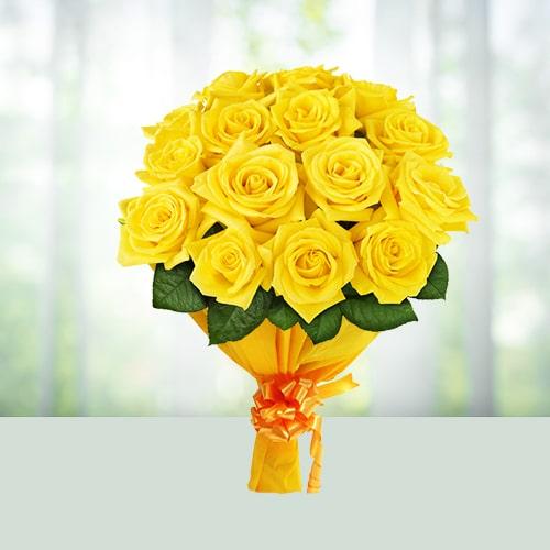 Marvellous Yellow