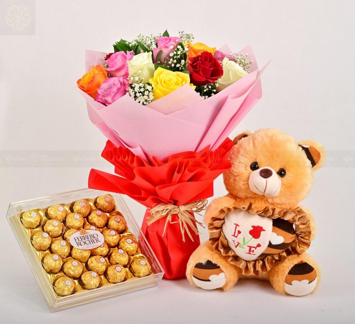 Send Gift-Love You More Special Hamper