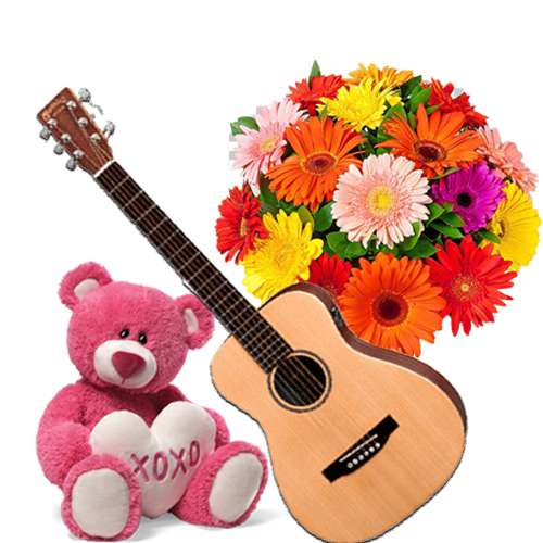 Melodious Note Of Love