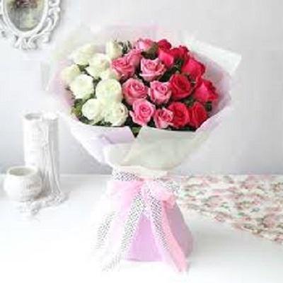 Send Gift-Shades of Roses