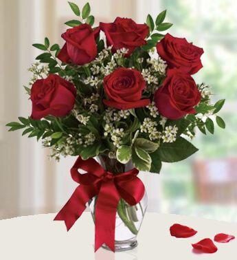 Flowers to UAE- Love Roses 6